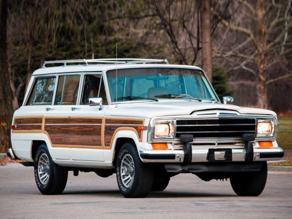 2017 Grand Wagoneer Woody >> Is It Too Late For The Jeep Grand Wagoneer