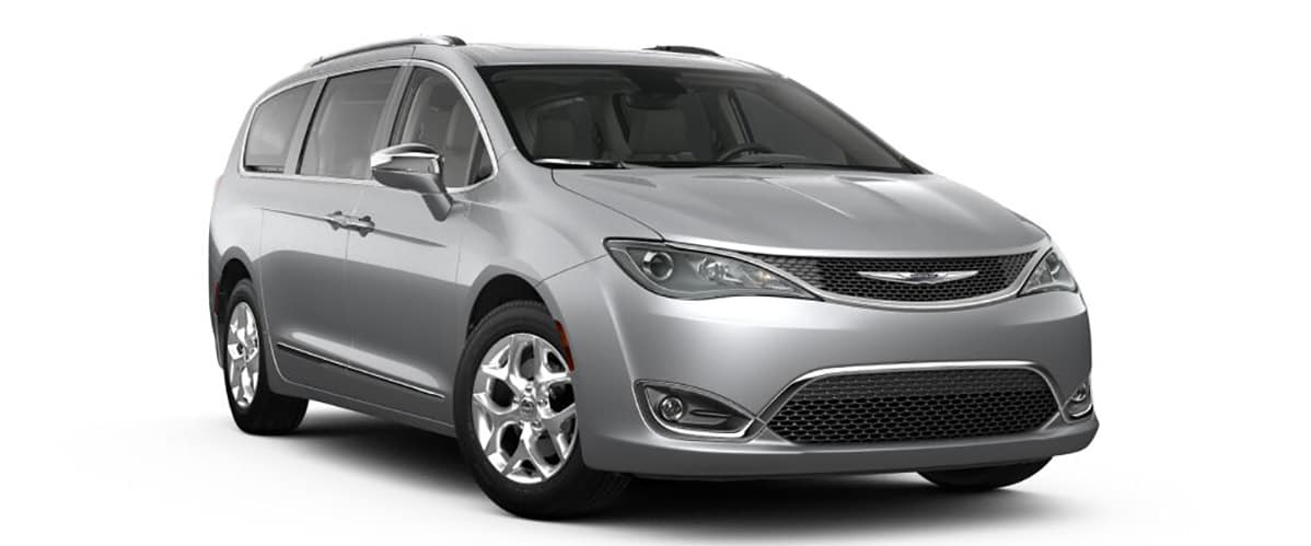 Aventura CJDR 2019 Chrysler Pacifica Stock