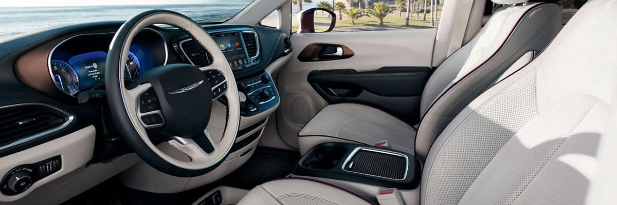2019 Chrysler Pacifica Comfort