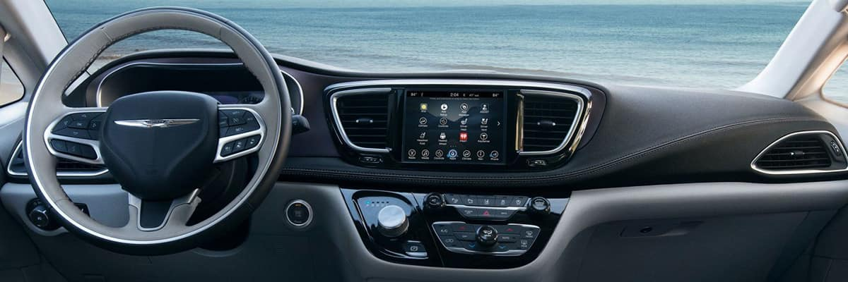 Aventura CJDR 2019 Chrysler Pacifica Tech