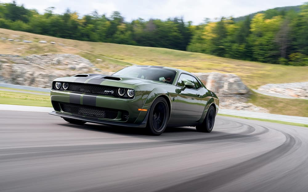 The 2019 Dodge Challenger Srt Hellcat Redeye Is The Demon We Deserve