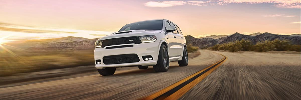 Aventura CJDR 2019 Dodge Durango Power