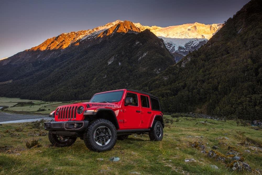 Aventura CJDR Jeep Wrangler Plug-in