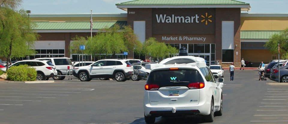 Aventura CJDR Waymo Walmart