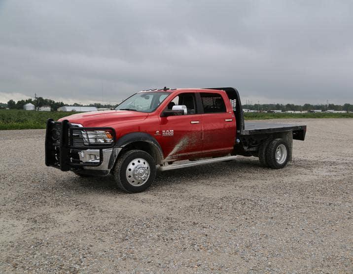 2018 Ram Harvest Edition For Heavy Duty Pickup Trucks