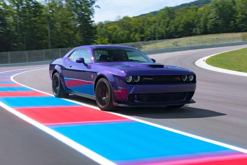 Check Out The 2019 Dodge Challenger R T Scat Pack Widebody