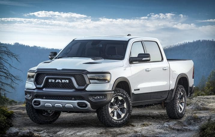 New Dodge Midsize Truck >> Fca Announces New Ram Midsize Truck And Rebel 12