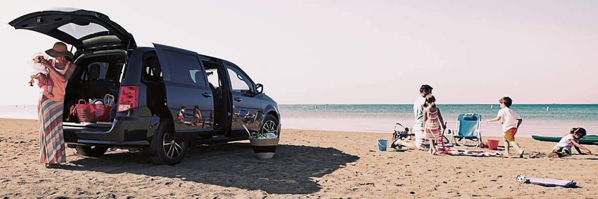 Aventura CJDR 2019 Dodge Grand Caravan Style