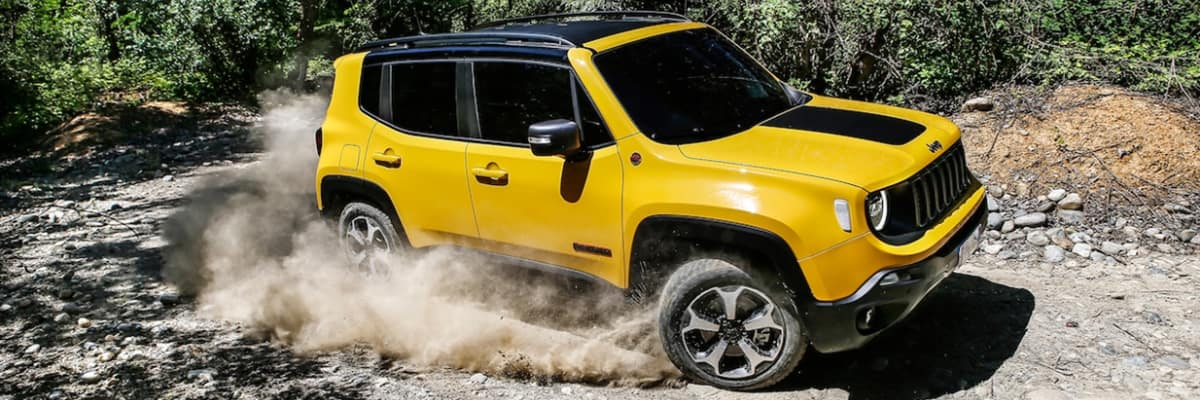 Aventura CJDR 2019 Jeep Renegade Performance
