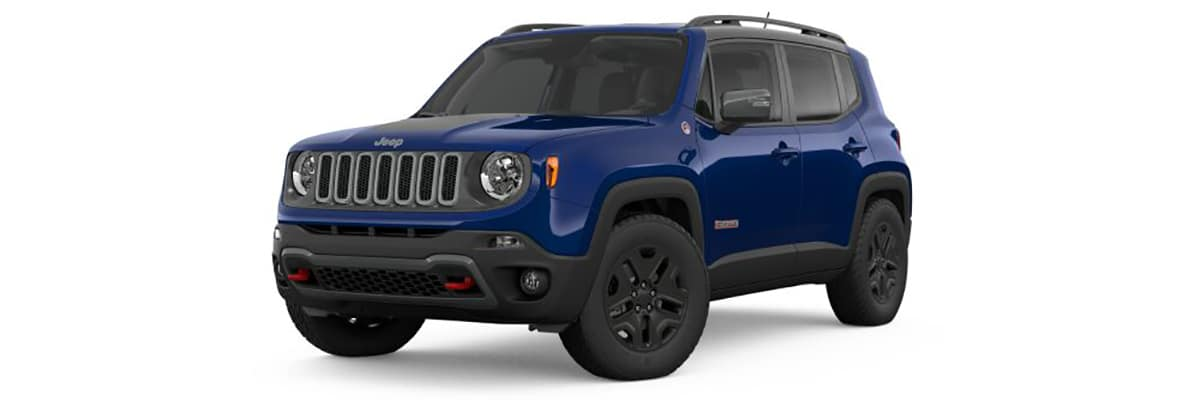 Aventura CJDR 2019 Jeep Renegade Stock