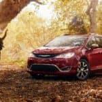 Aventura CJDR Autumn Roadtrip 2018 Chrysler Pacifica