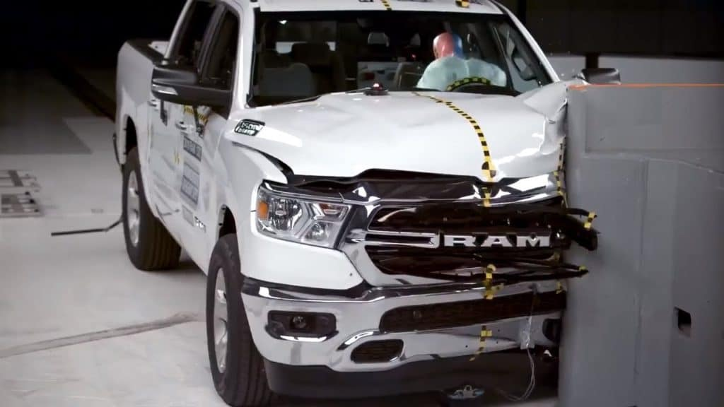 Aventura Chrysler Dodge Jeep IIHS 2019 Ram 1500