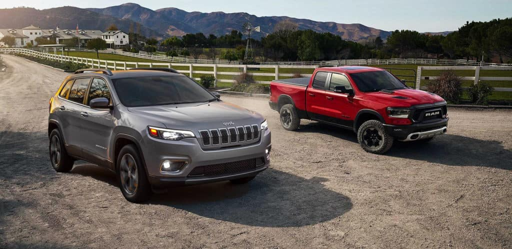 Aventura Chrysler Jeep Dodge Ram Go Off-road