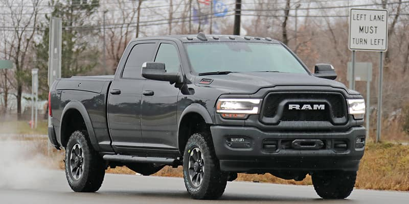 Dodge Ram Trucks >> More Details For The Upcoming 2020 Ram Hd Trucks