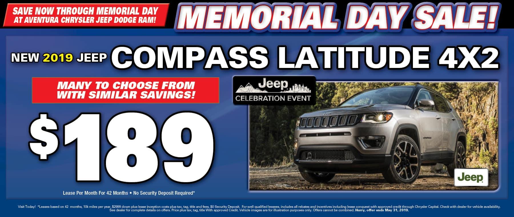 Jeep Compass!