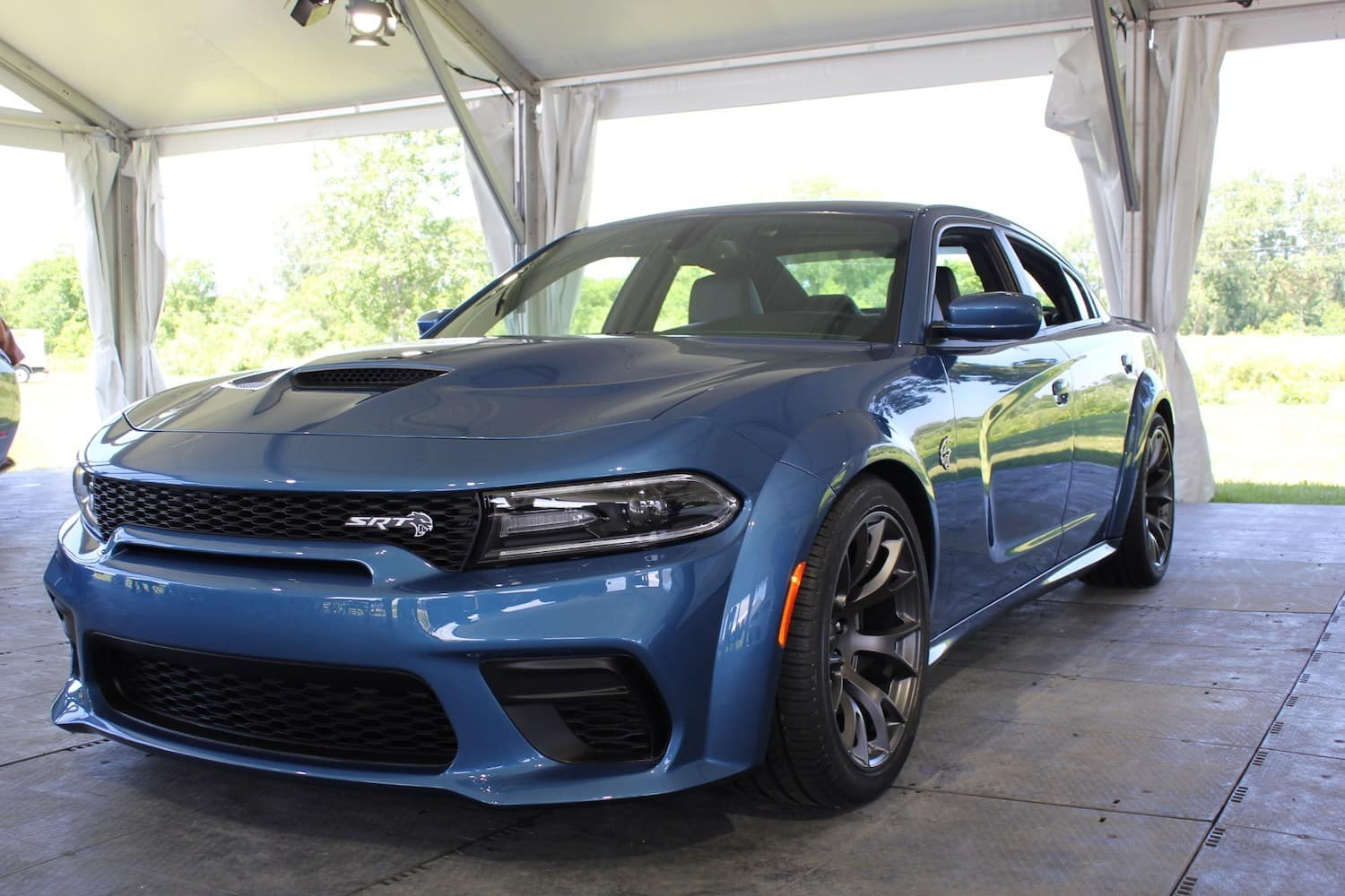 Why The Dodge Charger Deserves The Widebody Package