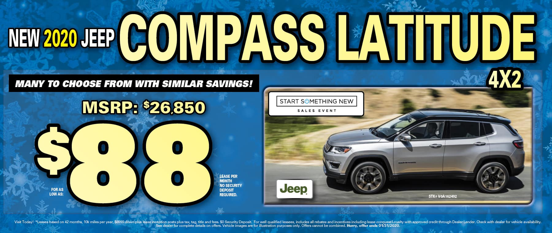 Compass Lease $88