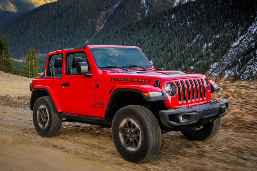 2019 Jeep Wrangler Has A Secret Limited Time Discount