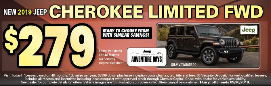 Lease Specials | Aventura Chrysler Jeep Dodge Ram