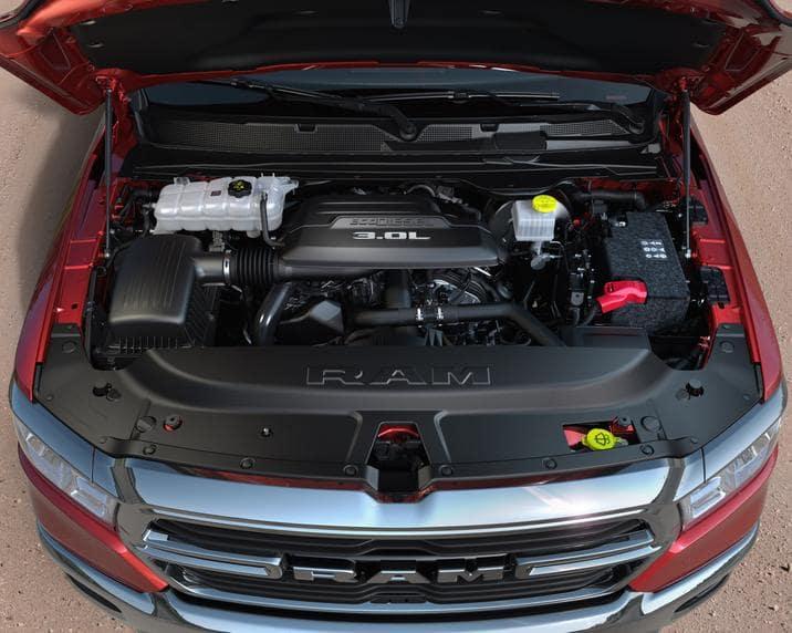 2020 Ram 1500 Ecodiesel Fuel Economy Released