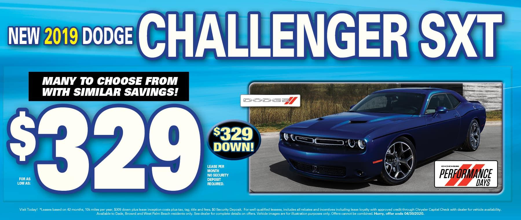 Challenger Leas