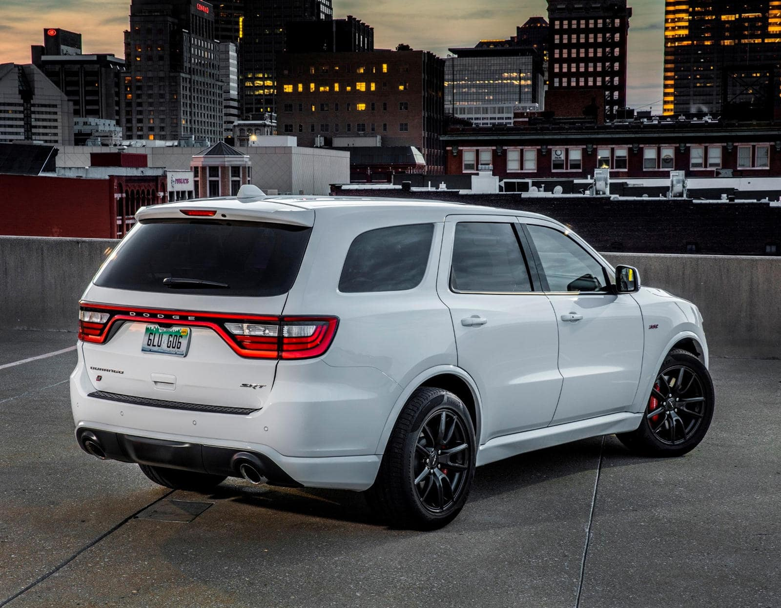 dodge makes the durango srt hellcat their number one for 2021