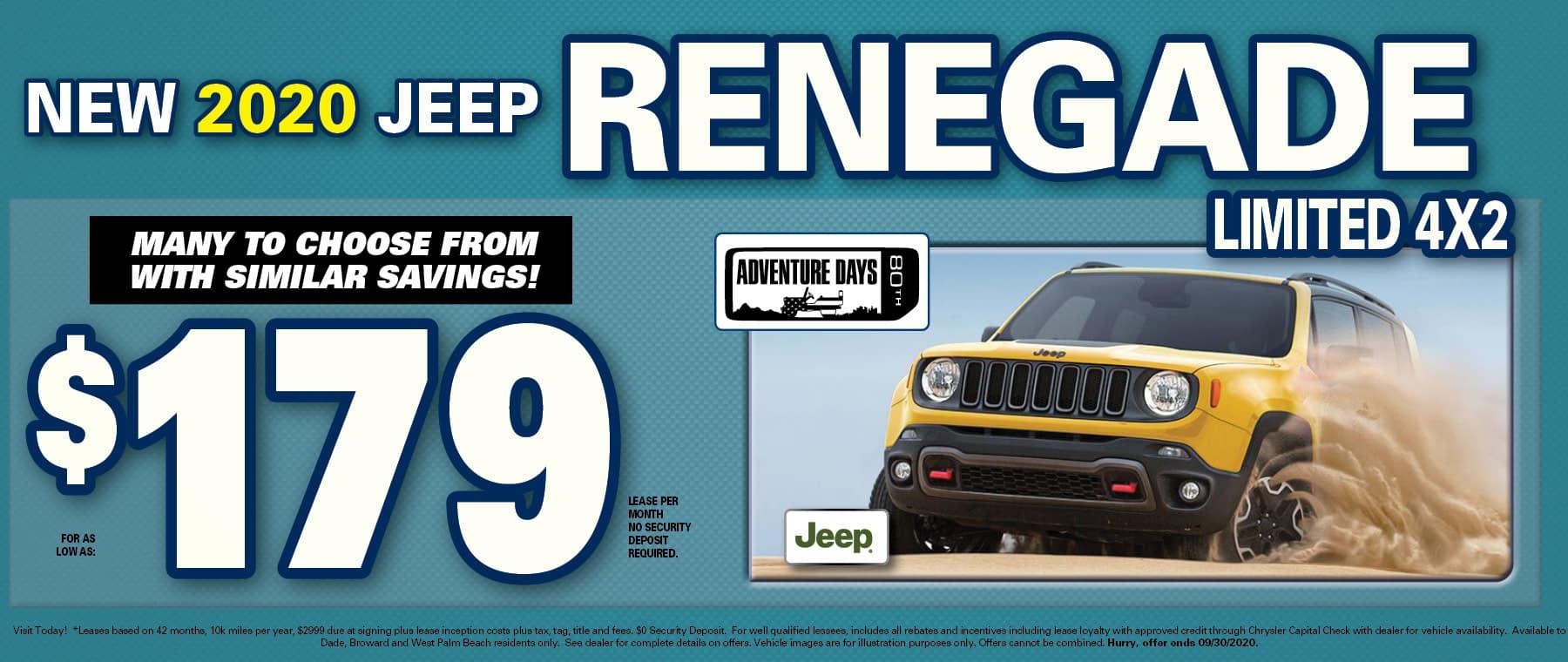 Renegade $1`79