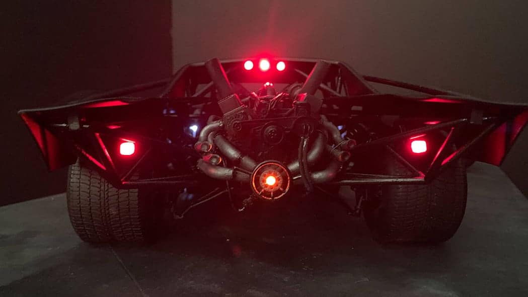 Is This Really The New Batmobile