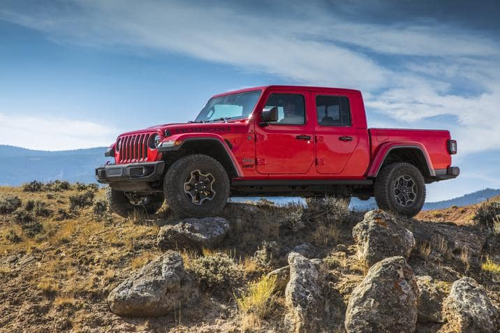 2021 Jeep Gladiator Ecodiesel Announced