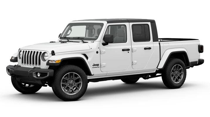 Jeep Releases Jeep Gladiator Altitude Edition