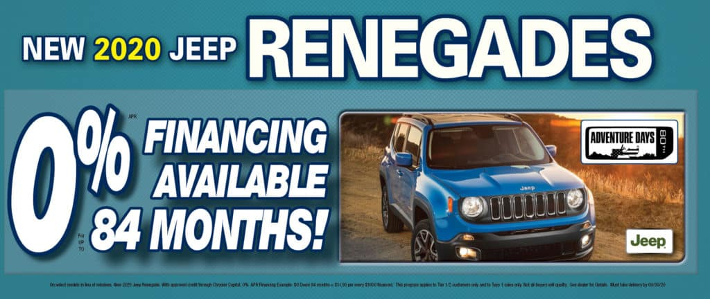 Renegade Financing