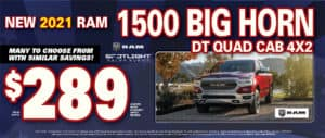 Ram 1500 Lease