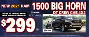 Ram 1500 L:ease