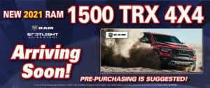 TRX E coming soon