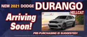 Durango Hellcat E coming soon