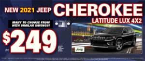 Cherokee Lease