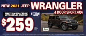 Wrangler Lease