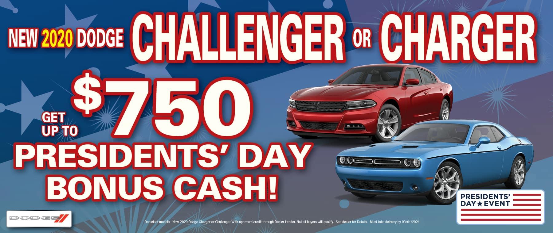Presidents Day Cash