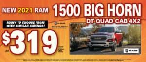 Ram Bighorn Lease