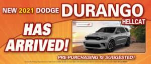 Durango Hellcat is here