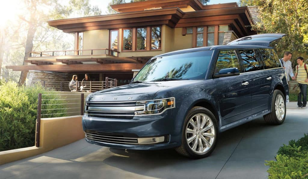 2018 Ford Flex Limited Campus