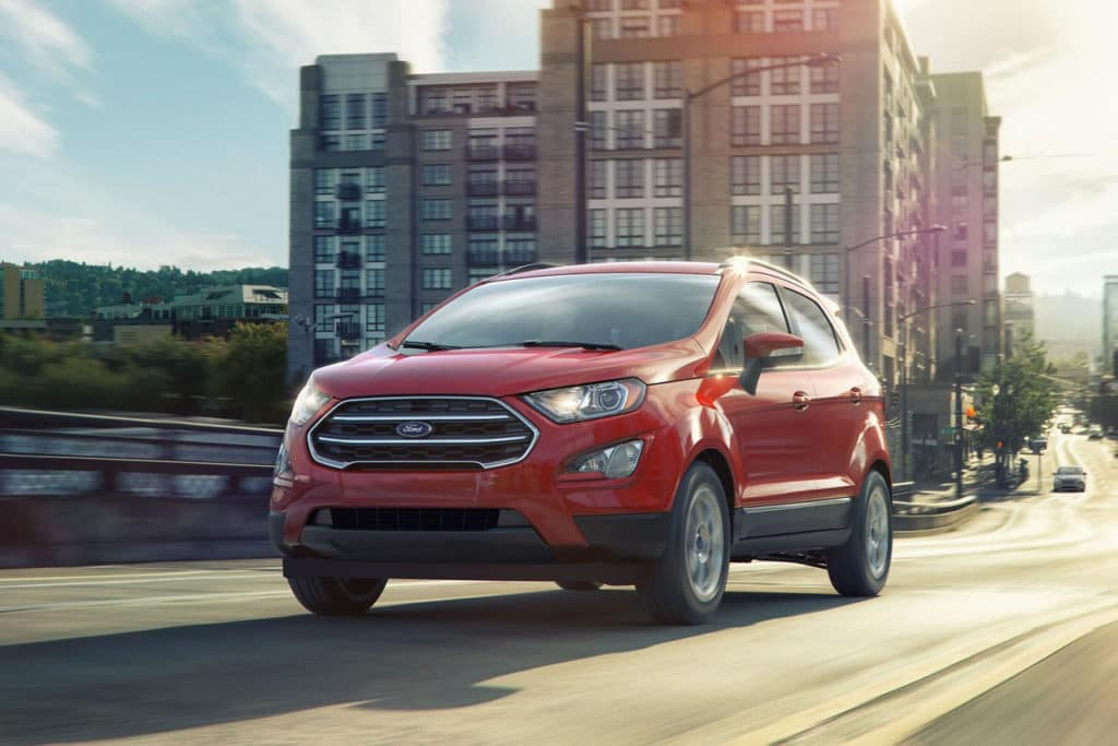 2018 Ford EcoSport Gallery