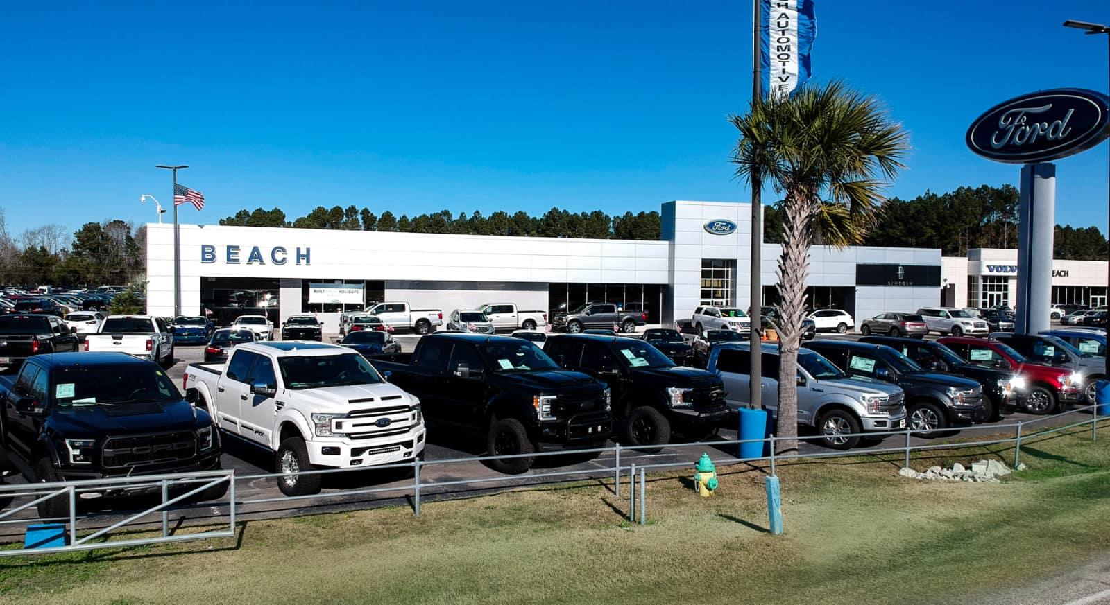 Myrtle Beach Ford >> Beach Automotive Group Myrtle Beach Sc New Used Cars