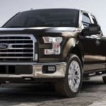 2017 Ford F-150 front exterior