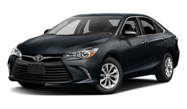 2017 Toyota Camry white background
