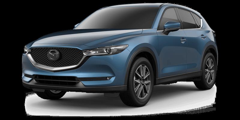 2017 Mazda CX-5 Grand Select white background