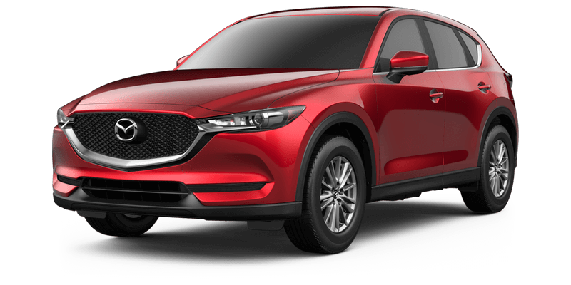 2017 Mazda CX-5 Touring white background