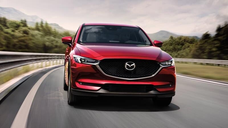 2017 Mazda CX-5 front exterior