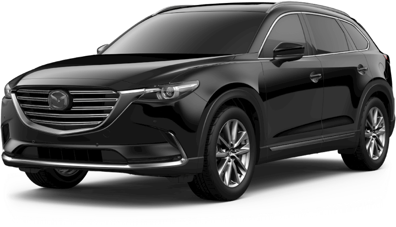 2018 Mazda CX-9 Signature white background