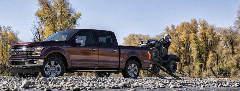 Ford F-150 Lift Kits vs  Leveling Kits | Beach Automotive Group